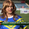 Transvestite Rugby Player